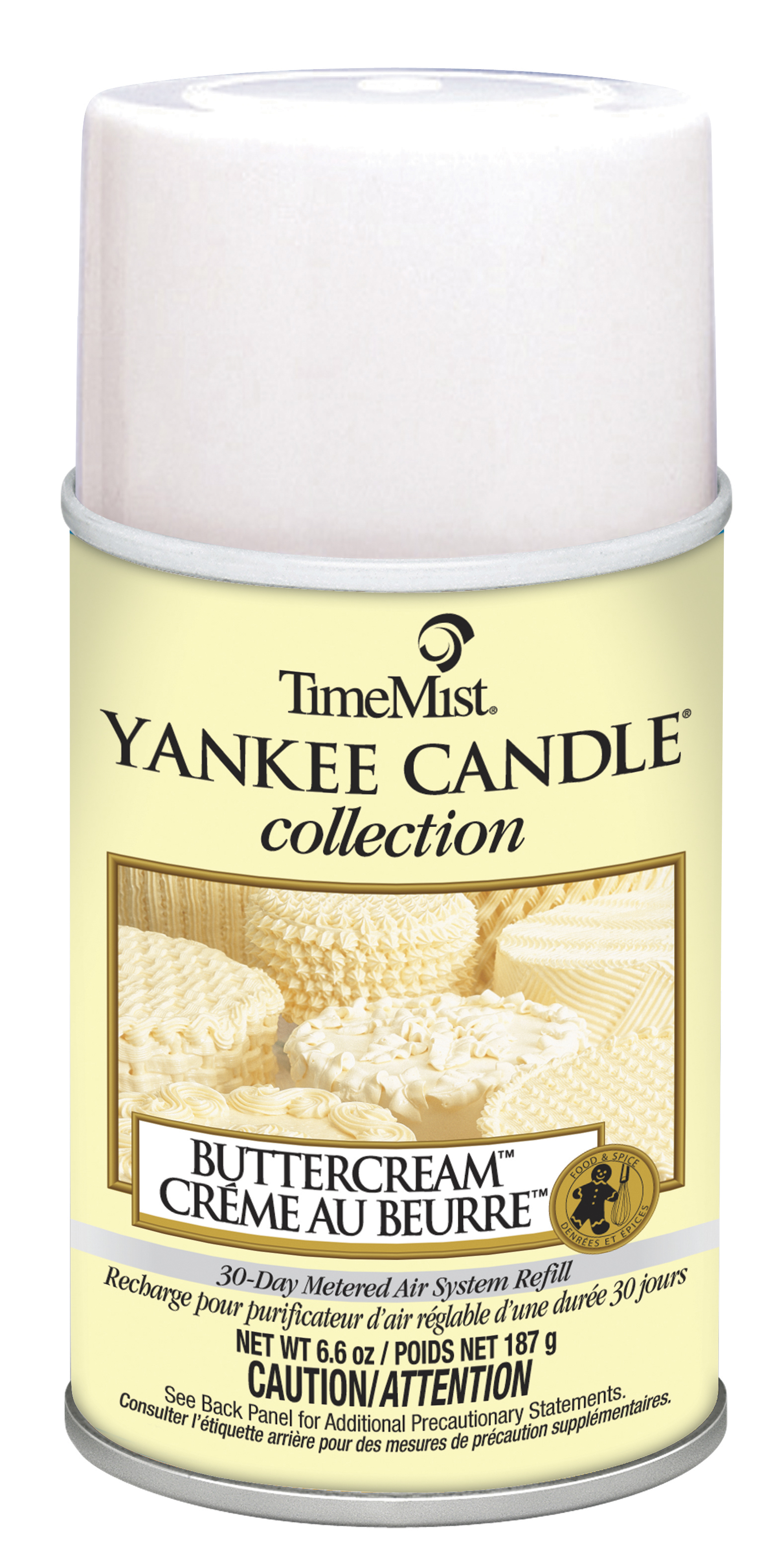 Buttercream Yankee Candle� Collection
