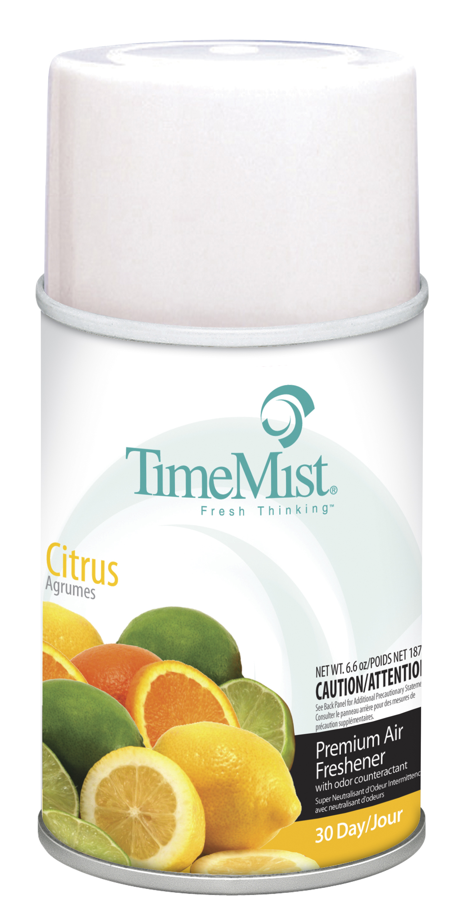 Citrus Time Mist 30-Day Metered Air System Refill Case of 12  (Use Only In Classic Dispensers)