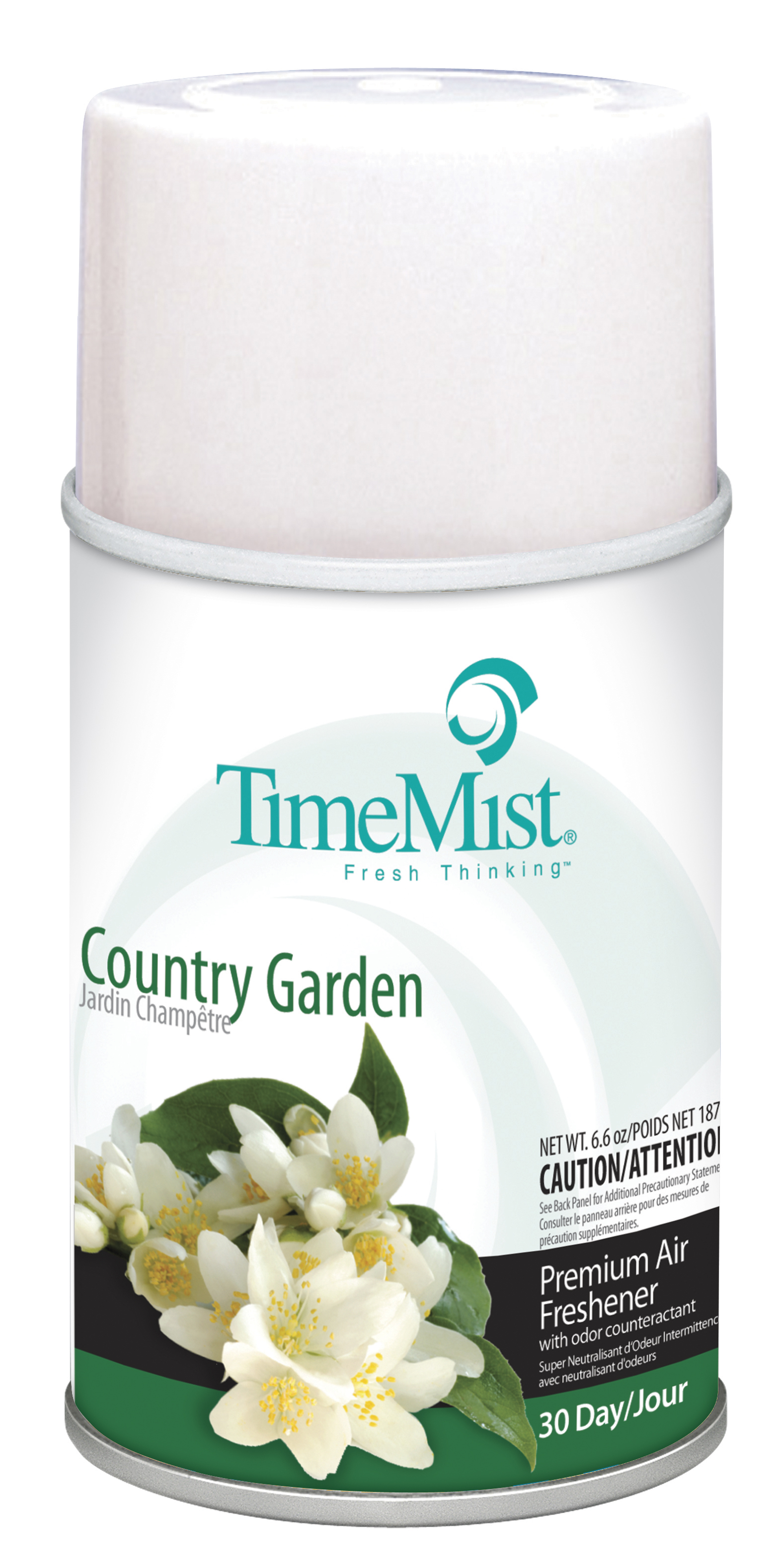 Country Garden - Time Mist 30-Day Metered Air System Refill 6.6oz Aerosol Can