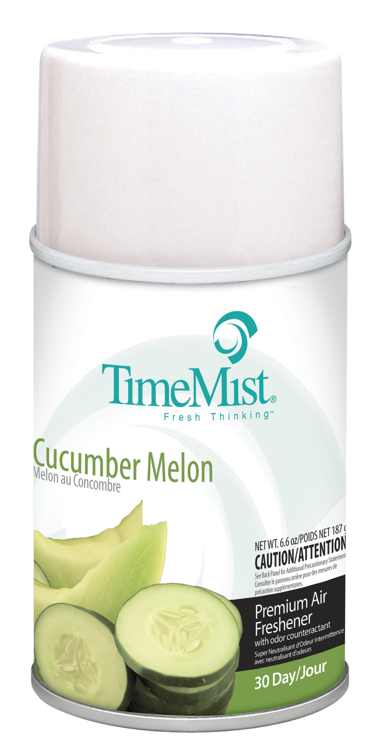 Cucumber Melon - TimeMist� 30-Day Metered Air System Refill 5.3 oz Aerosol Can