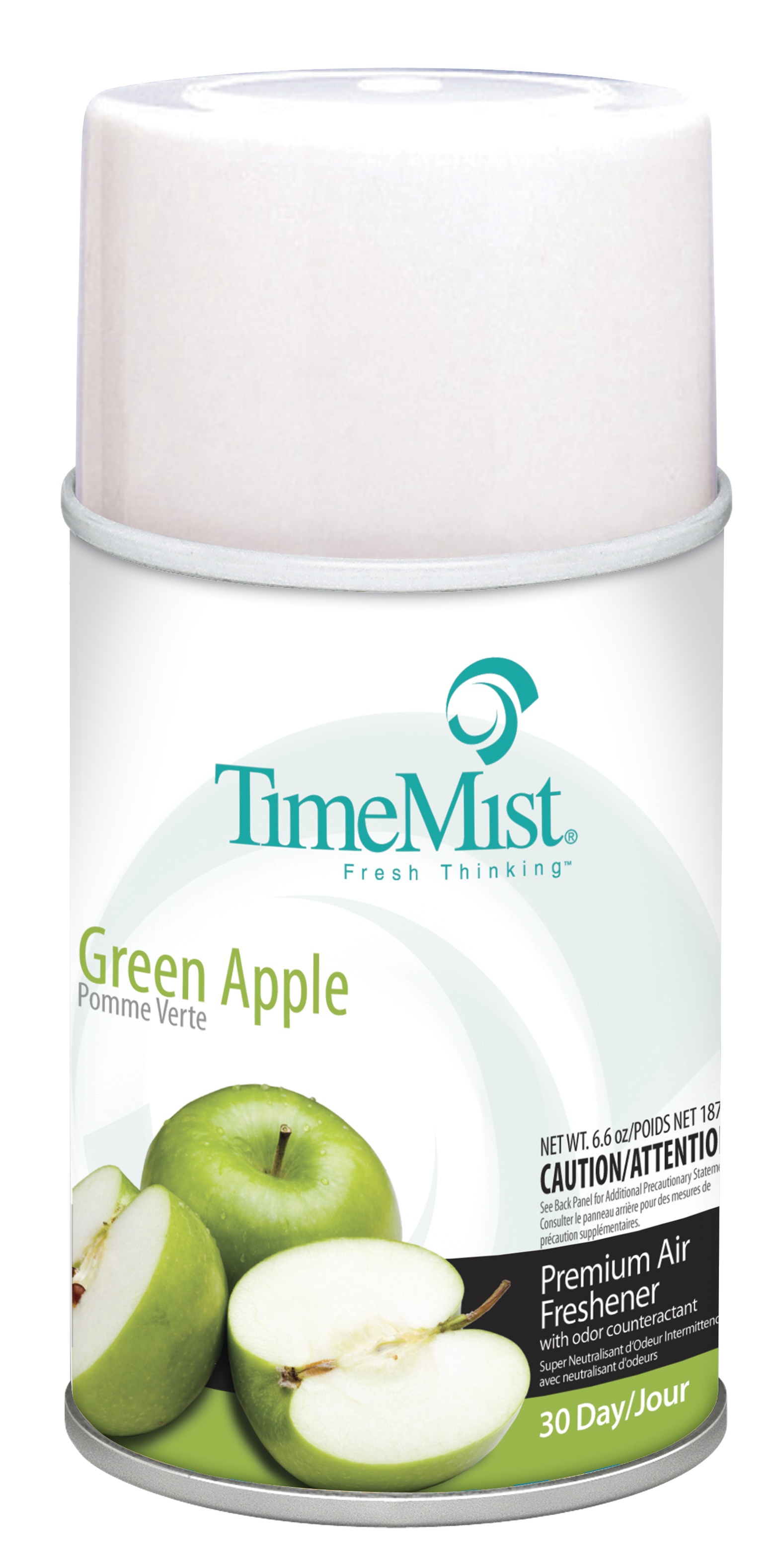 Green Apple - TimeMist� 30 Day Metered Air System Refill 5.3oz Aerosol Can