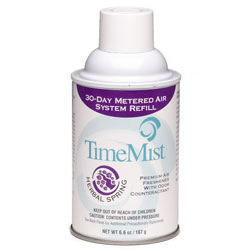 Herbal Spring - TimeMist� 30 Day Metered Air System Refill 5.3oz Aerosol Can