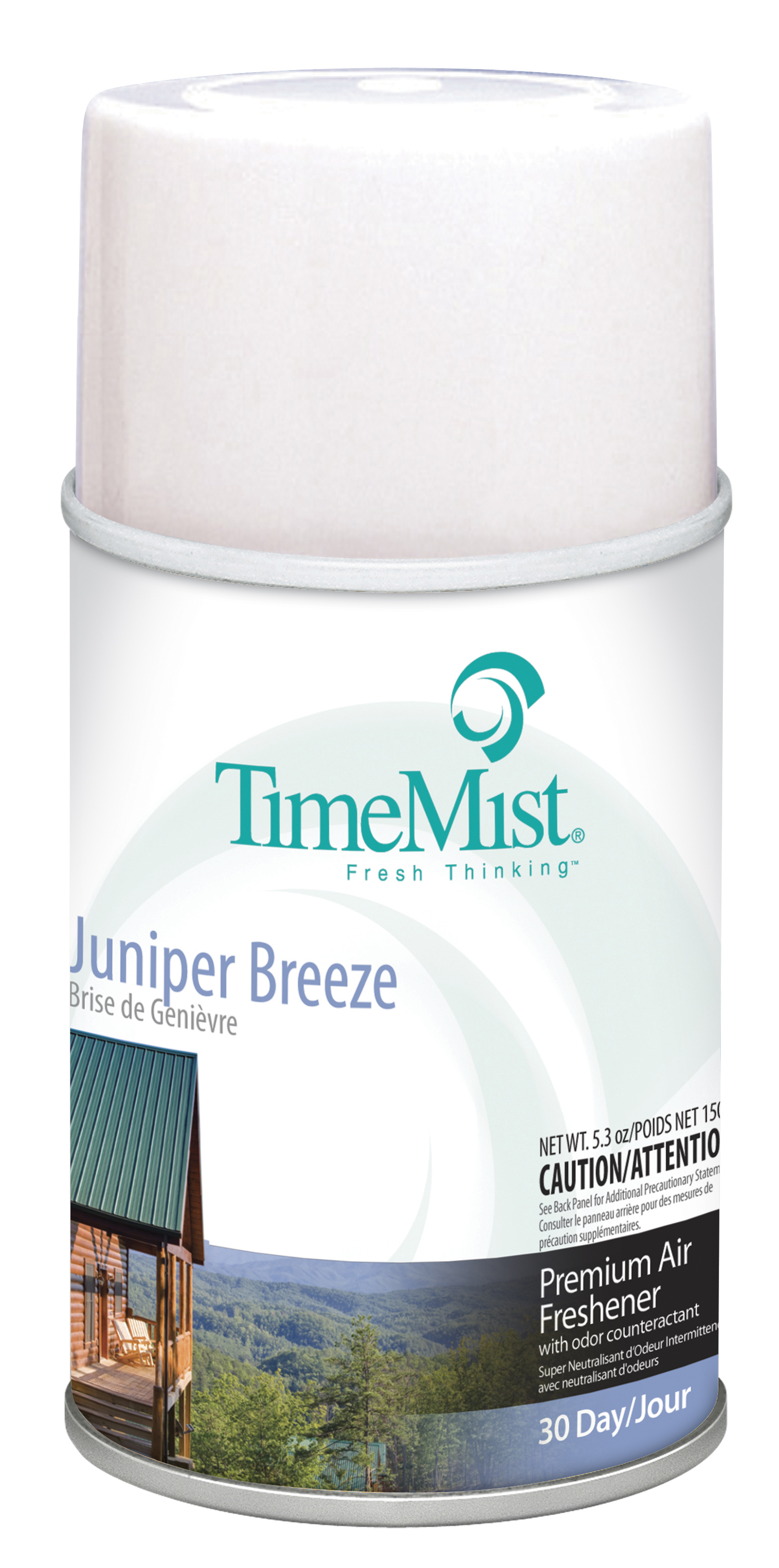 Juniper Breeze -TimeMist� 30-Day Metered Air System Refill 5.3oz Aerosol Can