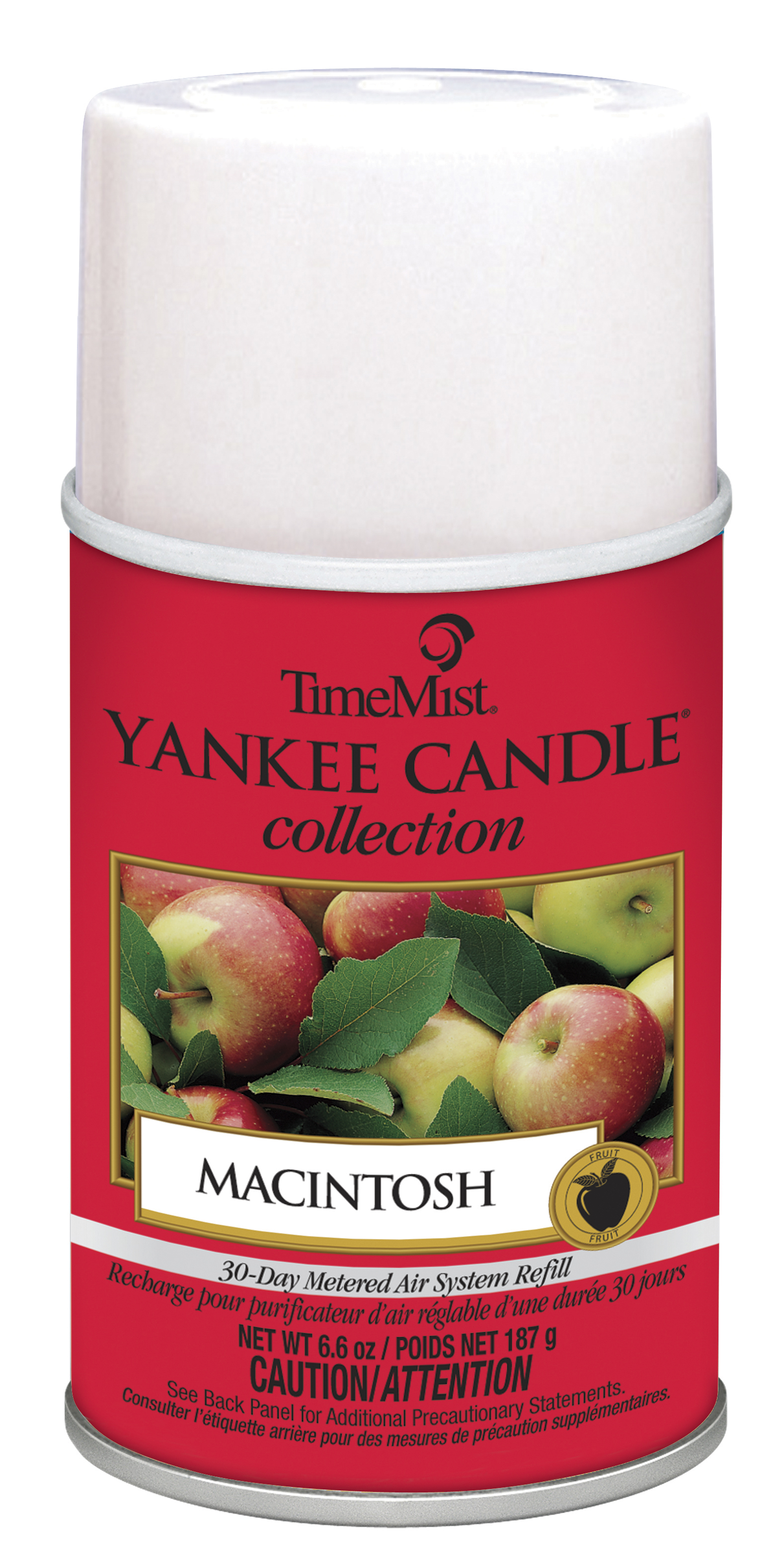 Macintosh-Yankee Candle - TimeMist - for Classic Dispensers