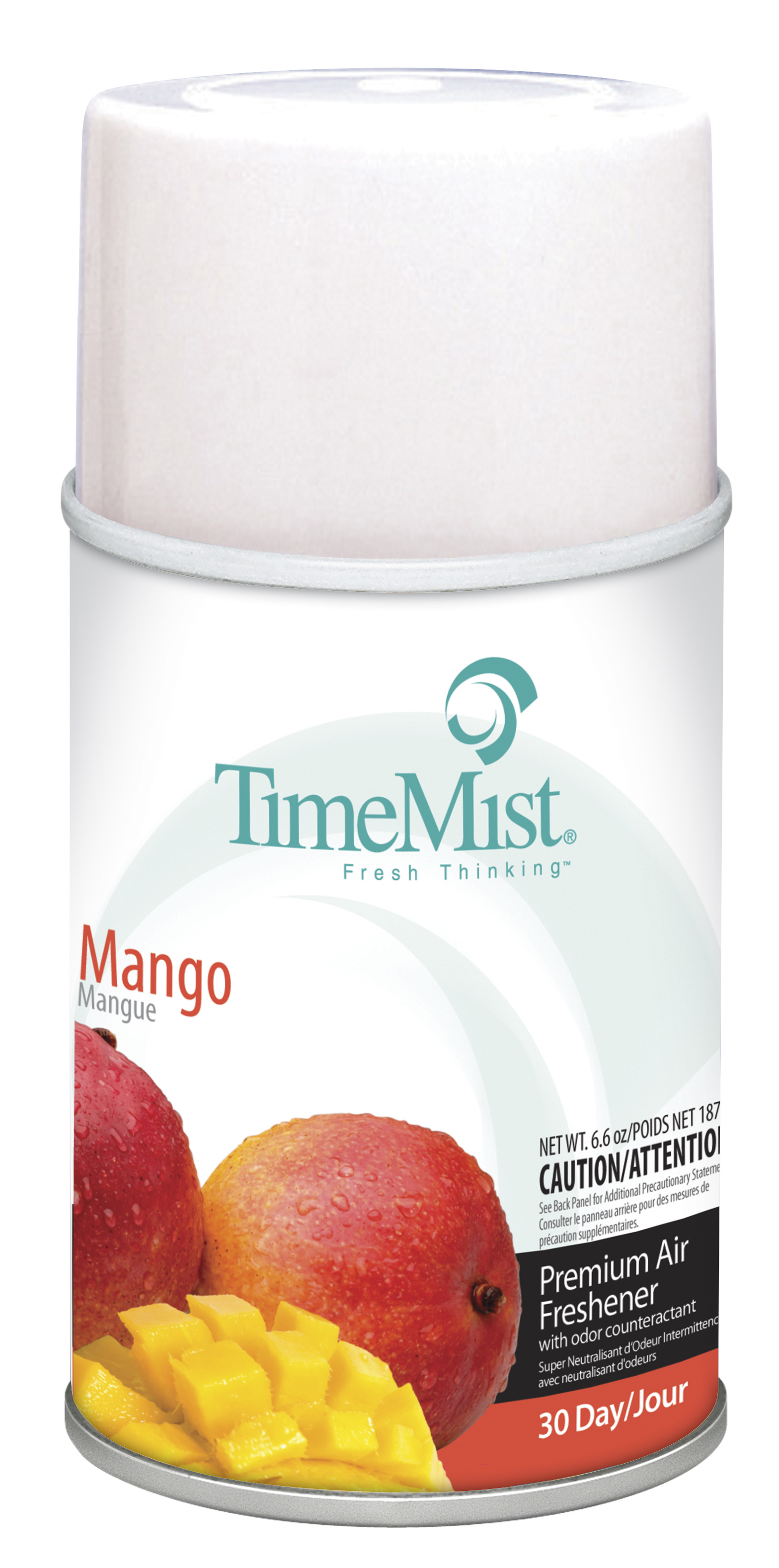Mango TimeMist� 30-Day Metered Air System Refill 6.6oz Aerosol Can