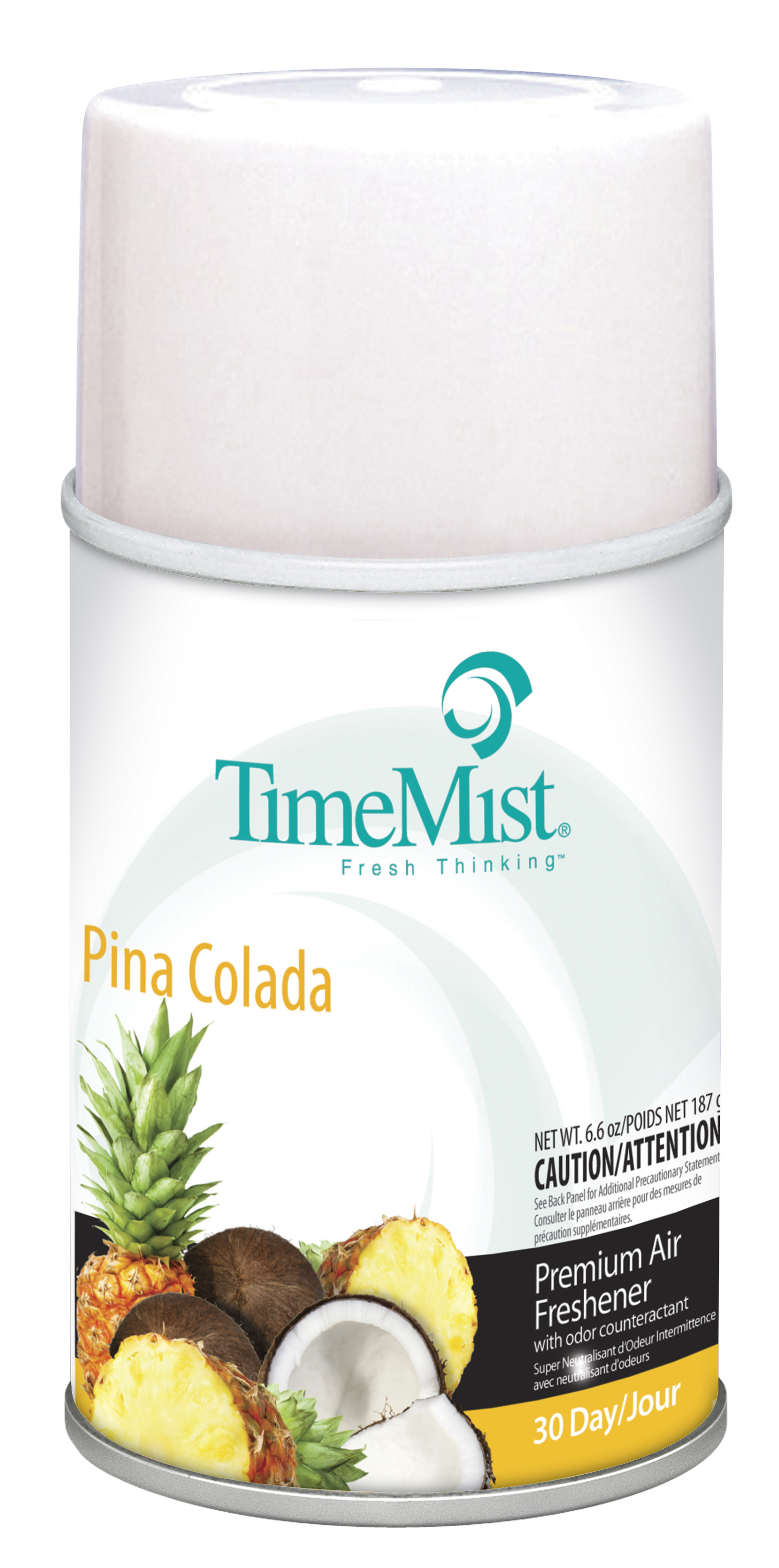 Pina Colada - TimeMist� 30 Day Metered Air System Refill 5.3oz Can