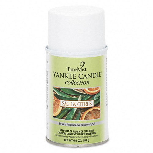 Sage & Citrus Yankee Candle� Collection