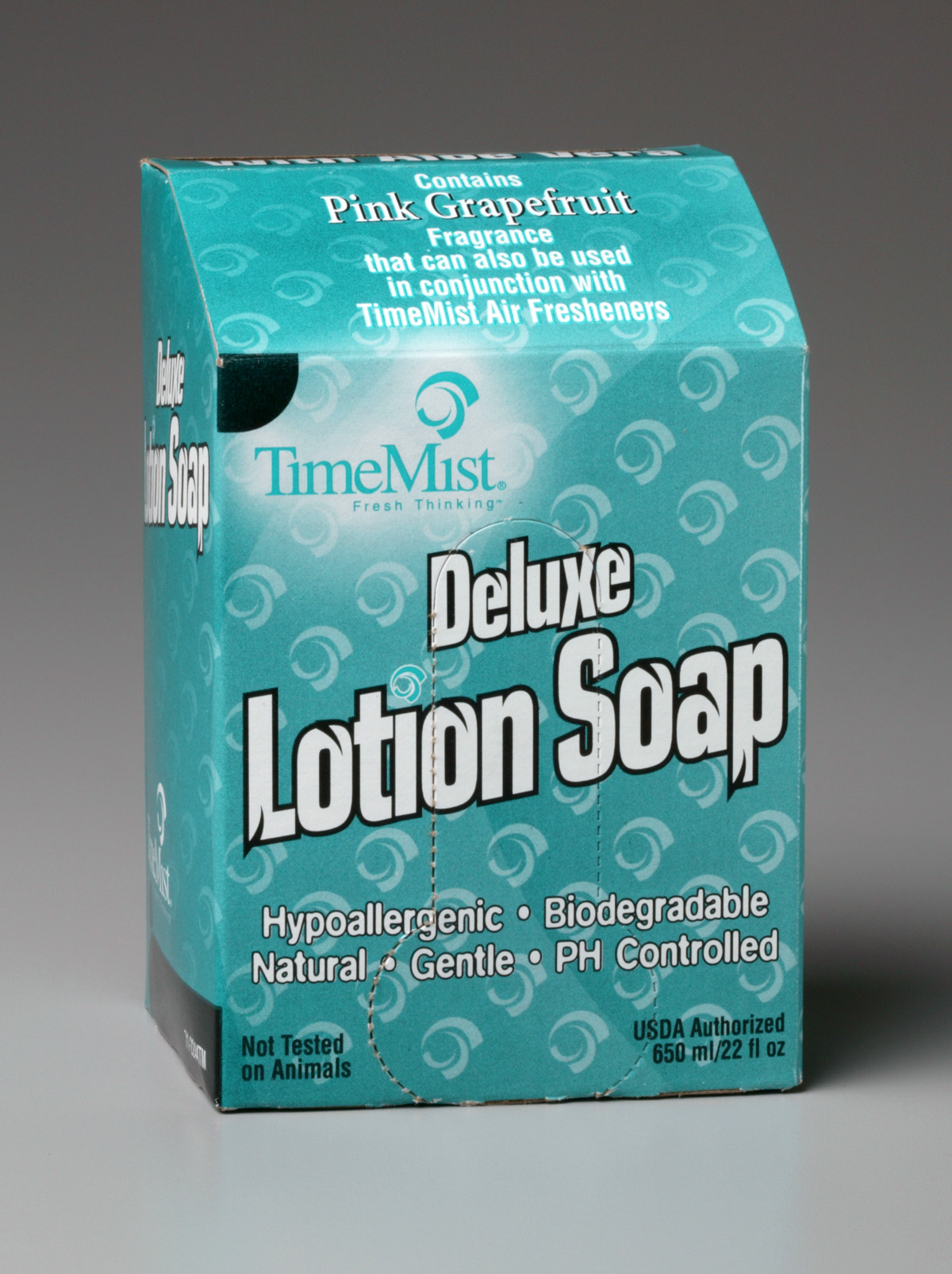 Pink Lotion Bag-In-Box Soap
